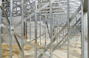 Steel Framing For Commercial Building