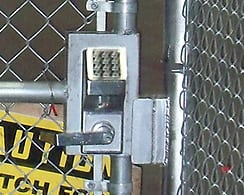 access control gate installation Denver